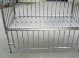 ThrCB12病院のステンレス製の子供のベッド