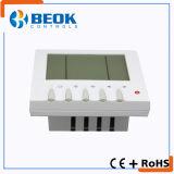 Ventilator-Ring-Thermostat-Raum großer LCD-Bildschirmanzeige-Heizungs-Luft-Zustands-Thermostat