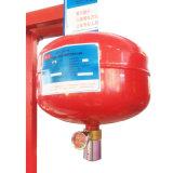 Levering voor doorverkoop die het BrandblusBrandblusapparaat van het Systeem hangen FM200 10-40L hfc-227ea