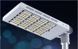 IP65에 의하여 빛 운영하는 100W/150W/200W/300W 옥외 주차 지역 LED 가로등 광전지