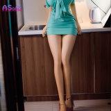 bambola reale di amore del sesso del TPE 3D di 170cm