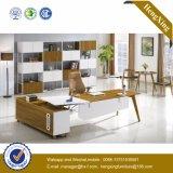 Eichen-Farben-eleganter Entwurf CEO-leitende Stellung-Schreibtisch (HX-BS8031)