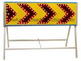De LEIDENE Lichte Verkeersteken van de Pijl met leiden 49PCS
