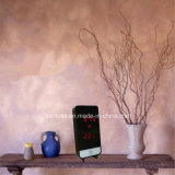 온도를 가진 전자 전화 패턴 LED 디지털 시계