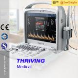Scanner portatile di ultrasuono di Doppler di colore