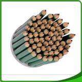 Crayon en bloc de vert de golf de papeterie d'école de fourniture de bureau le plus défunt mini