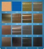 La surface du numéro 1/2b/Ba/8K/No. 4 a laminé à froid la bobine/bande/feuille d'acier inoxydable (201 202 304 410 430)