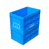 60L Cheap Collapsible Plastic Solid Box Container