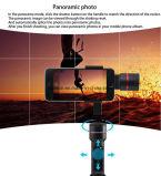 De Toebehoren van de Telefoon van de reis slim-Telefoon met 3 assen Handbediende Gimbal Stabilisator voor Fotografie Gopro