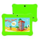 A33 Allwinner Crianças Android Market 4.4 com núcleo quádruplo de 7 Polegada Kids Tablet PC para jogos infantis