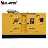 300kVA無声Cummins Engineの力のディーゼル発電機セットの価格(GF2-300KW)