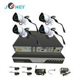 Überwachungskamera-System der Fabrik-Preis-volles Installationssatz CCTV-1080P 4 Kamera-DVR