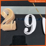 [5مّ] [6مّ] [10مّ] [12مّ] سميك [كرين] صف صارّة واضحة أكريليكيّ