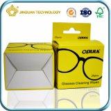 Rectángulos de regalo de papel impresos simples de la fuente del fabricante pequeños para el cosmético