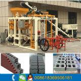 中国の半自動具体的な煉瓦作成機械をよく販売すること