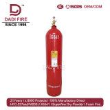 Projeto que extingue gás misturado do incêndio que enche o sistema de supressão do incêndio Ig541