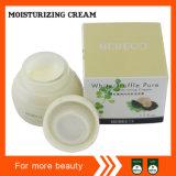 Le laboratoire développent la crème de face d'hydratation de affinage pure de truffe blanche