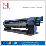 3.2 Impresora solvente del trazador de gráficos de Impresora de la impresora de inyección de tinta de la bandera de la flexión de los contadores con la cabeza de impresora de Konica (MT-KN3208CI)