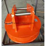 Tipo circolare magnete di sollevamento dello scarto d'acciaio per l'escavatore