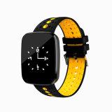 Het Slimme Horloge van de Monitor van het Tarief van het Hart van Smartband V6 voor Slimme Telefoon