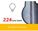 LED 팬을 광고하는 홀로그램 전시 기계 3D