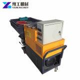 Pulvérisateur de plâtre de mortier de ciment de la machine Machine de pulvérisation de béton à haute efficacité