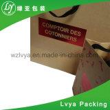 Pliable concevoir le sac de papier d'achats avec le prix usine