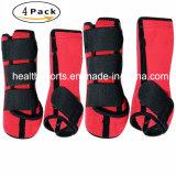 Pferden-beständige auftragende Aufladungen, Neopren-Arbeitsweg-Aufladungs-Bein-Schutz-Verpackung
