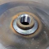 De Machine van het Lassen van de Zetel van de Klep van de Apparatuur van de Productie van de Gasfles van LPG