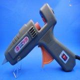 Пушка клея Melt двойного пуска 80/120W и 80/150W температуры зеленого горячая