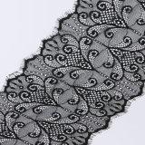 Merletto del voile del tessuto netto del merletto della guarnizione
