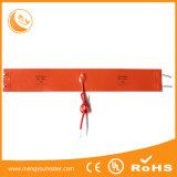 Riscaldatore flessibile del serbatoio dell'olio di Congelare-Impermeabilizzazione della gomma di silicone di alta efficienza