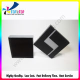 Diseño de alta calidad OEM Joyero Negro Embalaje de papel
