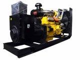 ディーゼル交流発電機はCumminsのディーゼル機関によってセットした