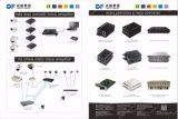 Modo único 10/100m única fibra SC20km de fibras ao conversor de mídia Ethernet com 2 portas RJ45