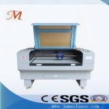Hoch entwickelte Laser-Gravierfräsmaschine mit 2 Köpfen (JM-1390T)