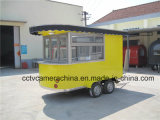 Banheira de venda de carrinhos de fast food móvel para venda (SHJ-MCR320)