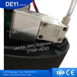valvola sanitaria di Mixproof dell'acciaio inossidabile di 25.4mm con l'elettrovalvola a solenoide di SMC