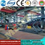 Quente! Mclw12CNC-80*3000 grande máquinas hidráulica da dobra/rolamento da placa do rolo do CNC quatro
