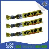 Wristband feito sob encomenda colorido macio e popular do cetim para a venda por atacado