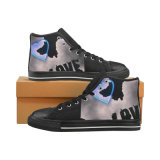 男女兼用の標準的なズック靴の習慣はスニーカーを作る