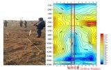 Detetor geológico da água subterrânea do instrumento do exame