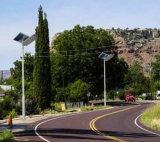 Intelligentes Bluetooth 40W integriertes Solar-LED Straßen-Garten-Straßenlaterne