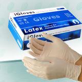 Перчатки латекса для перчаток краски волос устранимых для латекса
