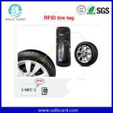 RFID Gummireifen-Marke für den Fahrzeug-Reifen-Gleichlauf und Management