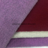 Двойная петля сторон Yarns ткань шерстей