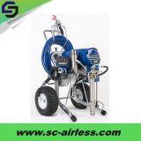 Máquina mal ventilada elétrica de alta pressão portátil da pintura de pulverizador da parede para a venda St500tx