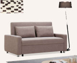 居間およびホテルの家具のためのベッドのソファーを引き出しなさい