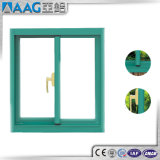 Алюминиевые/алюминиевые раздвижные двери и Windows с черной/белым/бронзой/деревянным цветом зерна