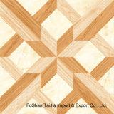 Azulejo de suelo rústico de la porcelana del material de construcción 600X600m m (TJ6601)